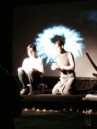 Teatro: OCHO, CIELO YTIERRA