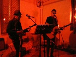 LOS CARAMELOS. Concierto con bufanda I. 24 deEnero