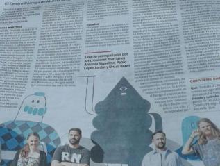 Prensa local 2-12-2015