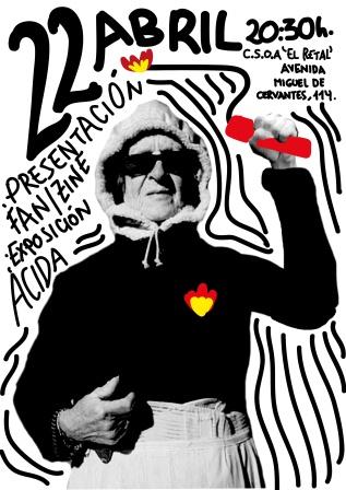 Exposición y Presentación FAN/ZINE MurciaCrítica